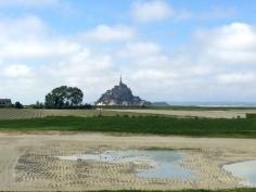 Au revoir cher Mont-Saint-Michel