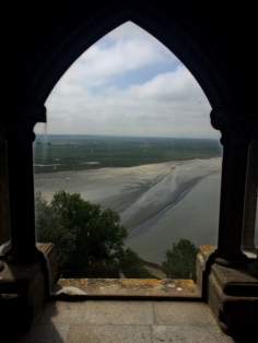 Vue-baie-mont-saint-michel-abbaye